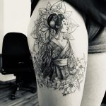 Tattoo Geisha